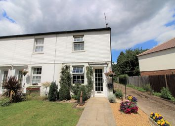 Thumbnail 2 bedroom end terrace house for sale in Huggins Lane, Welham Green