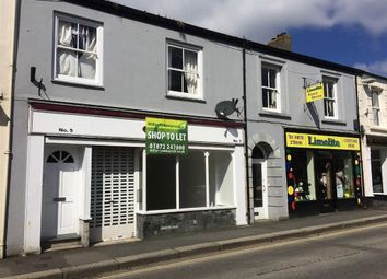 Thumbnail Retail premises to let in 5, Little Castle Street, Truro, Cornwall