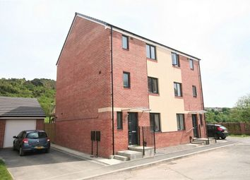 Thumbnail 4 bedroom town house to rent in Golwg Y Garreg, Swansea