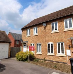 Thumbnail 3 bed town house to rent in Buddon Close, Leicester