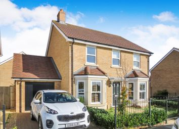 Thumbnail 4 bed detached house for sale in Mercury Lane, Biggleswade