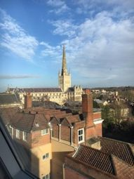 Thumbnail 1 bed flat to rent in St Cuthbert's House, Upper King Street, Norwich, Norfolk