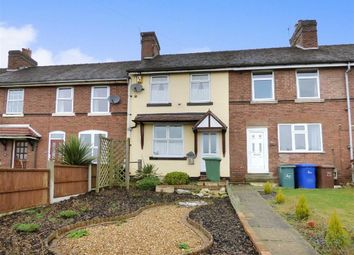 Thumbnail 2 bed terraced house for sale in Littleworth Road, Cannock, Staffordshire