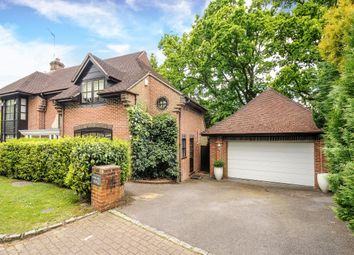 Thumbnail 4 bed detached house to rent in Brookland House, Abbeywood, Sunningdale, Berkshire