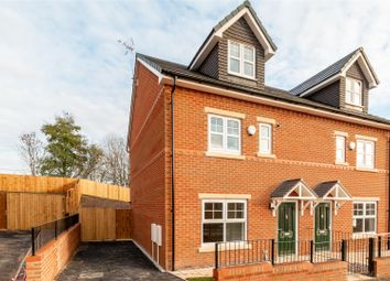 Saddlecote Close, Manchester M8. 4 bed semi-detached house for sale