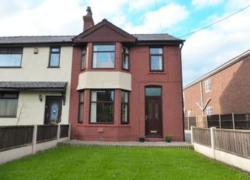Thumbnail 3 bed semi-detached house for sale in Moss Lane, Hesketh Bank, Preston
