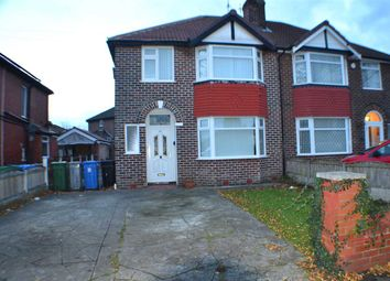 Thumbnail 3 bed semi-detached house to rent in Firs Road, Sale