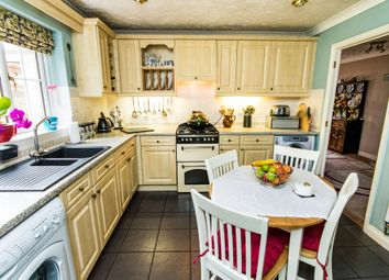 Thumbnail 3 bed detached bungalow for sale in Mercia Drive, Ancaster, Grantham