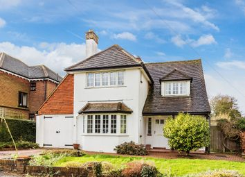 Thumbnail 3 bed detached house for sale in Fenton Road, Redhill