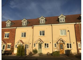 Thumbnail 3 bed town house for sale in Wenlock Rise, Bridgnorth