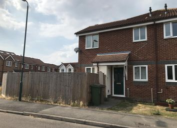 Thumbnail 1 bedroom semi-detached house to rent in Cotswold Way, Worcester Park