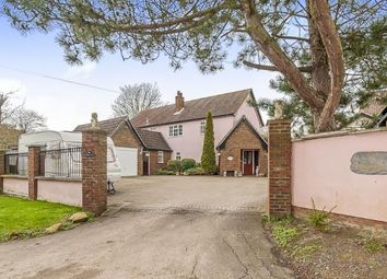 Thumbnail 5 bed detached house for sale in Chapel End, Sawtry, Huntingdon, Cambridgeshire
