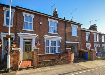 Thumbnail 4 bed terraced house for sale in Hervey Street, Ipswich