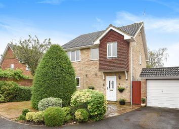 Thumbnail 4 bed detached house for sale in Chaucer Close, Wokingham, Berkshire