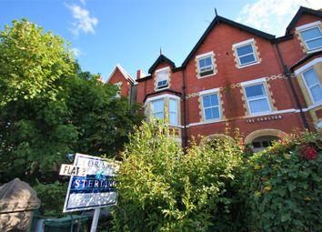 Thumbnail 2 bedroom flat for sale in Princes Drive, Rhos On Sea, Colwyn Bay