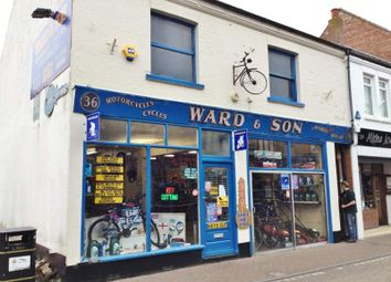 Thumbnail Retail premises for sale in High Street, Skegness