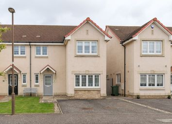 Thumbnail 4 bed semi-detached house for sale in Toll House Neuk, Tranent