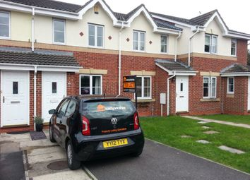 Thumbnail 2 bed terraced house to rent in Woodmans Way, Beverley