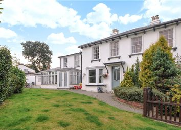 Thumbnail 4 bed semi-detached house for sale in Popeswood Road, Binfield, Berkshire