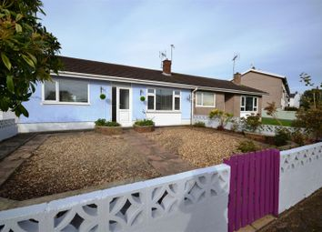 Thumbnail 2 bed terraced bungalow for sale in Westaway Park, Rosemarket, Milford Haven