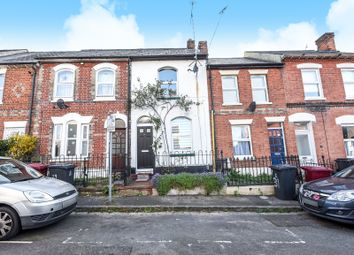 Thumbnail 3 bedroom terraced house for sale in Hill Street, Reading