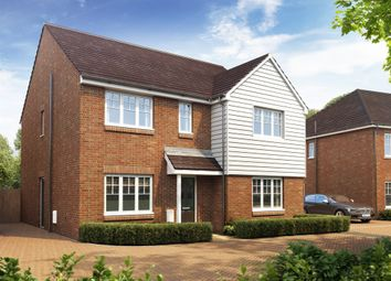 "Thumbnail 4 bed detached house for sale in ""The Marylebone "" at Manor Lane, Maidenhead"