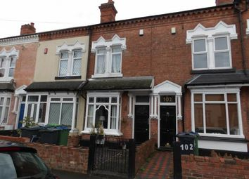 Thumbnail 2 bed terraced house for sale in Milcote Road, Smethwick, West Midlands