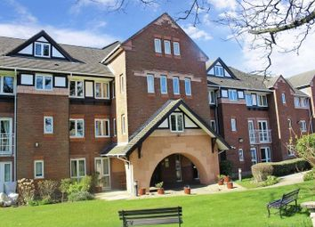 Thumbnail 2 bed flat for sale in Queen Anne Court, Wilmslow
