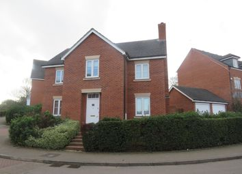 Thumbnail 4 bed property to rent in Ashmead, Little Billing, Northampton