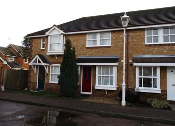 Thumbnail 2 bedroom terraced house to rent in Guillemot Way, Aylesbury