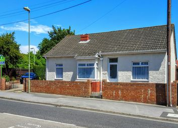 Thumbnail 2 bed bungalow to rent in Station Road, Portchester, Fareham