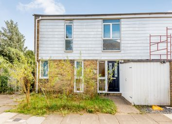 Thumbnail 4 bed semi-detached house for sale in Cotswold Close, Basingstoke