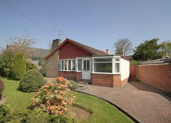 Thumbnail 3 bed bungalow to rent in Gosforth Crescent, Dronfield, Derbyshire, Sheffield