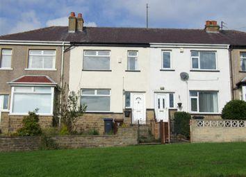 Thumbnail 3 bed terraced house for sale in Leaventhorpe Lane, Thornton, Bradford