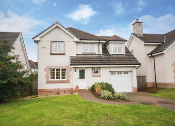 Thumbnail 4 bed detached house for sale in Ingram Drive, Dunblane, Stirling