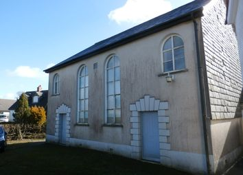 Thumbnail Commercial property for sale in Rhydargaeau, Carmarthen