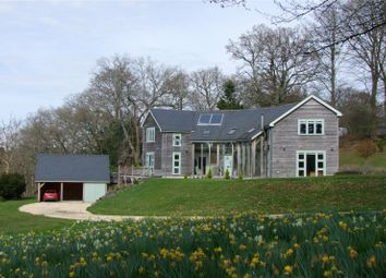 Thumbnail 4 bed detached house for sale in Reeds Lane, Liss, Hampshire