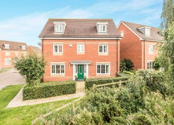 Thumbnail 5 bedroom town house for sale in Teal Avenue, Soham, Ely