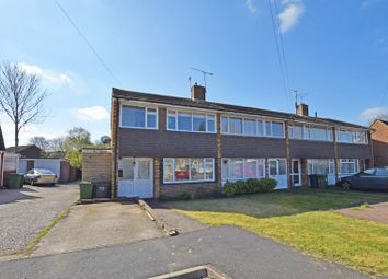 Thumbnail 3 bed end terrace house for sale in Gauvain Close, Alton