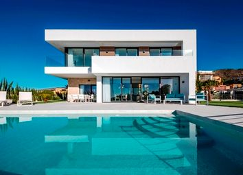 Thumbnail 4 bed villa for sale in Spain, Valencia, Alicante, Finestrat