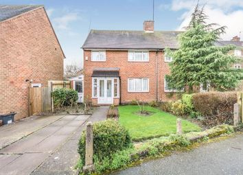3 bed semi-detached house for sale in Capern Grove, Birmingham, West Midlands B32
