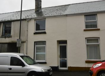 Thumbnail 2 bedroom terraced house to rent in King Street, Brynmawr