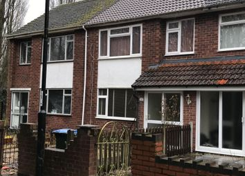Thumbnail 4 bed terraced house for sale in Dovecote Close, Coventry