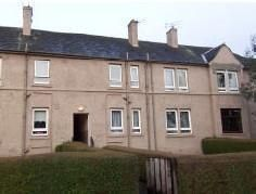 Thumbnail 2 bed flat to rent in Coblecrook Gardens, Alva