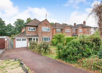 Thumbnail 3 bedroom detached house for sale in Regents Park Road, Southampton