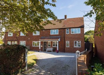 Thumbnail 3 bed semi-detached house for sale in Walton Road, Milton Keynes Village, Milton Keynes