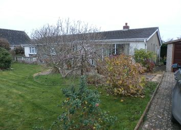 Thumbnail 4 bed bungalow for sale in Cross Inn, Nr. New Quay