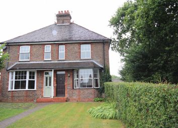 Thumbnail 3 bed semi-detached house to rent in The Avenue, Horam, Heathfield