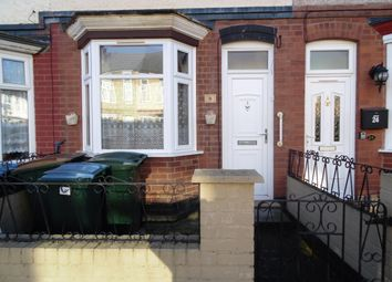 Thumbnail 2 bed terraced house for sale in St. Agathas Road, Coventry