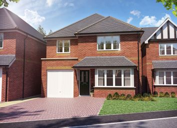 Thumbnail 4 bed detached house for sale in Rickerscote Road, Stafford